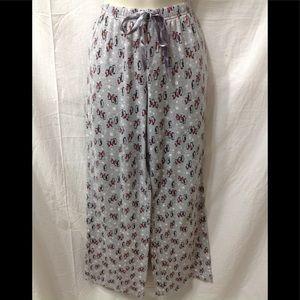 Women's size Small CROFT & BARROW sleep pants